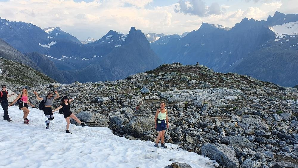 Hiking and yoga retreat in Norway