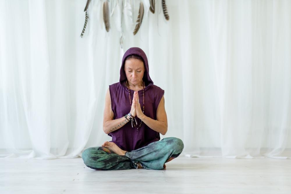 yogic lifestyle