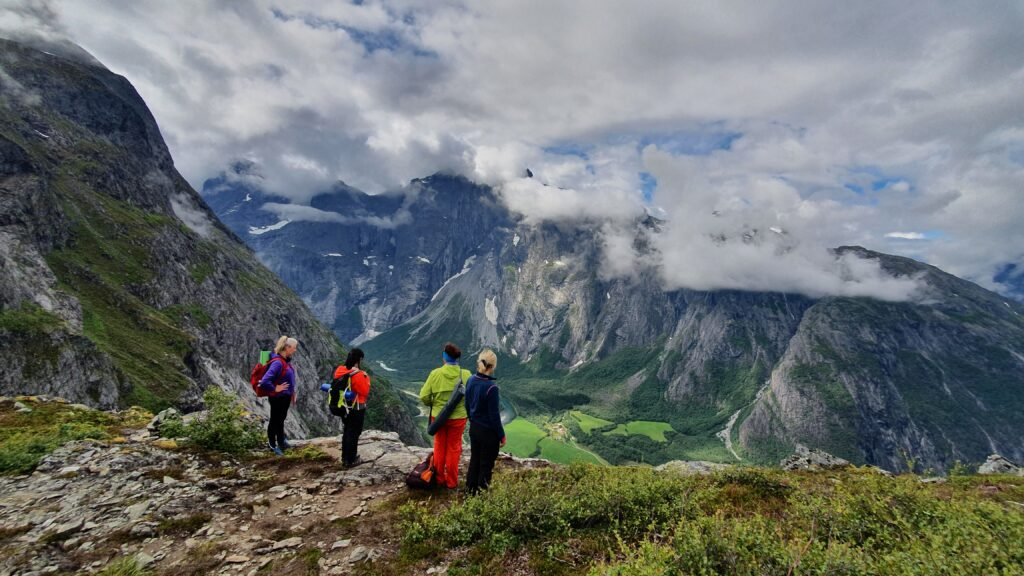 Trekking in Norway, Litlefjellet
