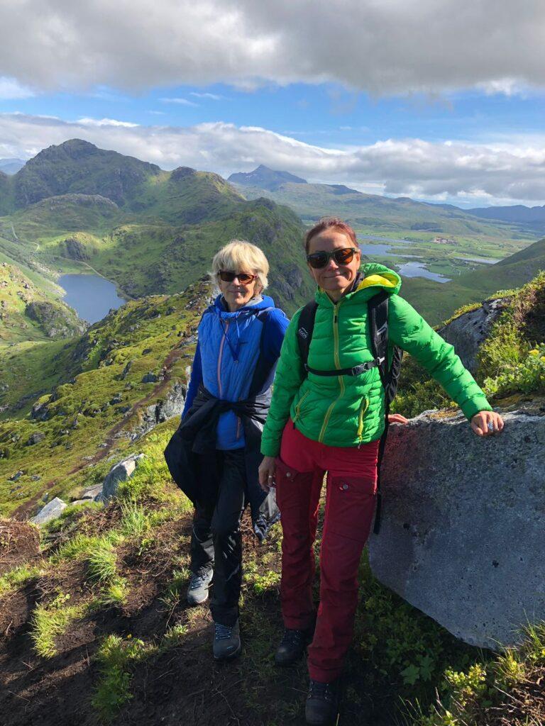 Hikig in Norway
