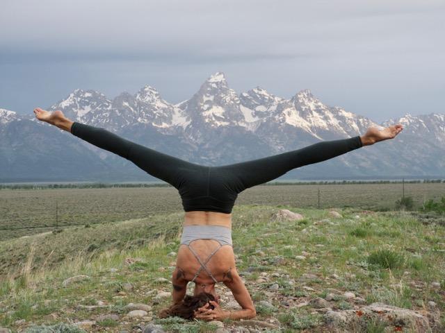 Alaska yoga retreat