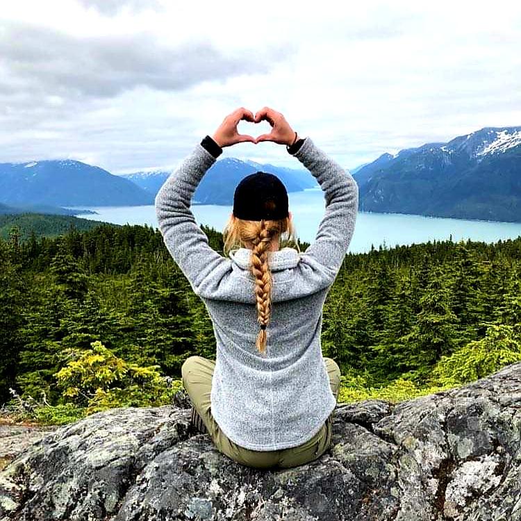 Alaska yoga adventure